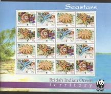 British Indian Ocean Territory Fish Sea MNH - Territoire Britannique De L'Océan Indien