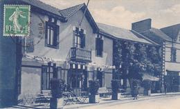 44. SAINT BREVIN. CPA RARE. ROUTE DE MINDIN L'HOTEL DE L'OCEAN . ANNÉE 1924 - Saint-Brevin-l'Océan
