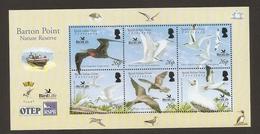 British Indian Ocean Territory Bird MNH - Territoire Britannique De L'Océan Indien