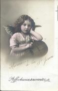 Ange à La Mandoline - Harmonie De La St Jean - Affectueux Souvenir (Fauvette 1040) - Anges