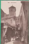 Maroc - Fez - Rue Guerniz - Editeur: R.S - Fez