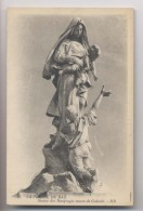LA POINTE DU RAZ  - Statue De Notre-Dame Des Naufragés - Gros Plan - Frankreich