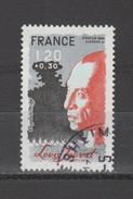 FRANCE / 1981 / Y&T N° 2149 : Louis Jouvet - Choisi - Cachet Rond - Frankrijk