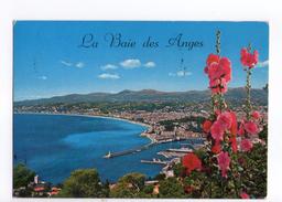 U092 Postcard: [06] Alpes Maritimes > Cote D'azur - Nice (Nizza) Baie Des Anges _ Ecrite 1982 - Nizza