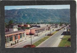 Port Au Prince,Haiti-Panoramic View Of The City 1957 - Mint Antique Postcard