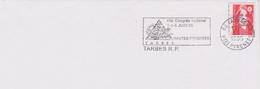 Cultures : Flamme Tarbes (Htes Pyrénées) 49è Congrès National FCPE 3-4-5 Juin 1995 - Cultures