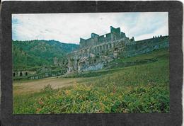 Haiti-Ruins Of The Sans Souci Palace In Cap Haitian 1950s - Mint Antique Postcard