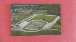 Air View Dodger Field Stadium Fort Dodge  Iowa   === Ref 2513 - Cartes Postales