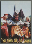U7213 ESTONIA USSR TALLINN DANCES COSTUMES (m) - Estonia