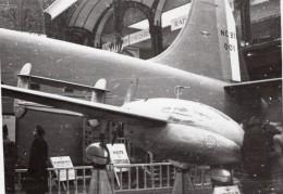Paris Grand Palais Salon De L'Aeronautique SNCAC NC211 Cormoran Cargo Ancienne Photo 1946