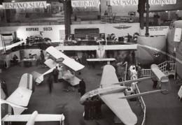 Paris Grand Palais Salon De L'Aeronautique Aile Volante Ancienne Photo 1946