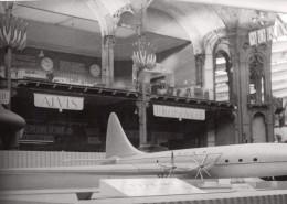 Paris Grand Palais Salon De L'Aeronautique Maquette De Bristol Brabazon Ancienne Photo 1946