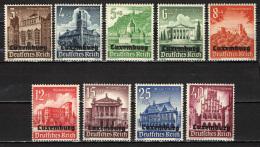 GERMANIA REICH - OCCUPAZIONE LUSSEMBURGO - 1941 - SOCCORSO INVERNALE - SEE 2 SCANS - NUOVI MNH - Occupazione 1938 – 45