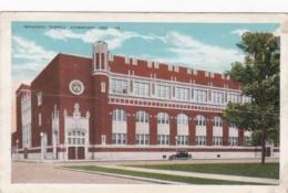 Indiana Hammond Masonic Temple - Hammond