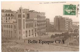 Algérie - ALGER - Boulevard Laferrière ++++++ Collection Idéale P. S., #651 ++++ 1908 - Algerien