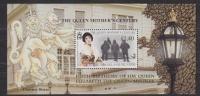 Falkland Islands 1999 Queen Mother´s Century M/s Ovptd ** Mnh (30258) - Falklandeilanden