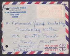 FRANCE Postal History Cover Meter Franking Used 1968 - Frankrijk