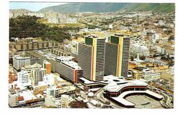 CARACAS - VISTA AREA DEL CENTRO SIMON BOLIVAR -  NON VIAGGIATA  - (584) - Venezuela