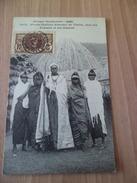AOF Guinée CPA N°1079 Almamy De Timba Chef Des Foulahs Et Ses Femmes Le N° 34 Le 03/04/1908 Non écrite Dos Divisé TB - French Guinea