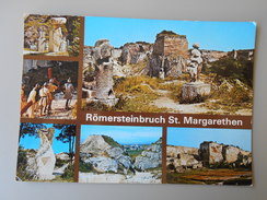 AUTRICHE BURGENLAND RÖMERSTEINBRUCH ST. MARGARETHEN - Autriche