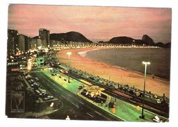 BRASIL - RIO DE JANEIRO -  VIAGGIATA 1968  - (621) - Rio De Janeiro
