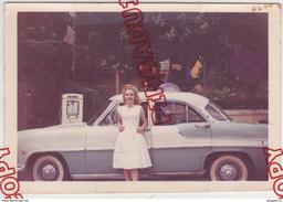 Au Plus Rapide La Belle Et La Simca Juillet 1962 Très Beau Format - Automobiles