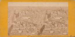 PHOTO Stereo ANCIENNE PARIS A VOL D' OISEAU - Fotos Estereoscópicas