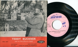 "Teddy Buckner""EP Vinyle""Martinique"" - Jazz"