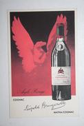 Matha / Cognac - Napoléon  Aigle Rouge   - Léopold Brugerolle - Publicité