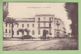 PHILIPPEVILLE : La Poste. TBE. 2 Scans. Edition Gebinger - Skikda (Philippeville)