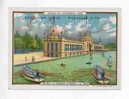 Chromo - Perles Du Japon - Exposition Universelle 1900 - Palais Des Armées De Terre & De Mer - Chromos