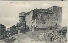 Gard : Aujac, Le Chateau - France