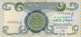 IRAQ   1 Dinar   1980   Sign.21   P. 69a - Iraq