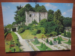 Chateau De Langeais. Ruines Du Donjon Eleve Au 10e Siecle Par Foulques Nerra; Au Pied, Tombe De Jacques Siegfried. - Langeais