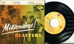 """The Platters""""EP Vinyle""""My Serenade"""" - Soul - R&B"""