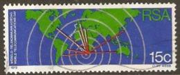South Africa 1973 SG 338 Communications Fine Used - Afrique Du Sud (1961-...)