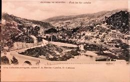 PORTUGAL.OLIVEIRA DO HOSPITAL. PONTE DAS TRES ENTRADAS. Nº 574. COLLECTION PORTUGAISE.  EDITEUR F.A. MARTINS - Portugal