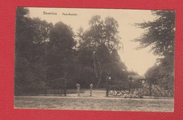 Beverloo  -- Park - Ansicht --cachet Officier Messe - België