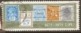 South Africa 1974 SG 347 U P U Fine Used - Afrique Du Sud (1961-...)