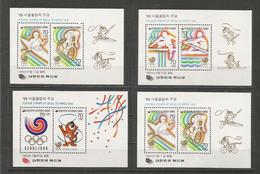Séoul 1988 - Corée Du Sud