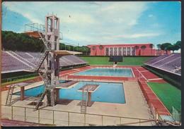 °°° 1568 - ROMA - PISCINA OLIMPICA - 1960 °°° - Stadia & Sportstructuren
