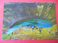 51499: ICELAND: KERID - An Extinct Volcanic Crater. - Iceland