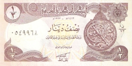 IRAQ   1/2 Dinar   1993   Sign.24   P. 78b UNC - Iraq