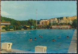°°° 1569 - ROMA EUR - PISCINA DELL'ACQUA ACETOSA - 1960 °°° - Stadia & Sportstructuren