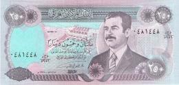 IRAQ   250 Dinars   1995   Sign.25   P. 85a2 UNC - Iraq