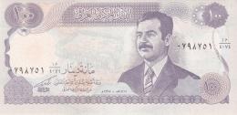 IRAQ   100 Dinars   1994   Sign.24   P. 84a2 UNC - Iraq