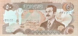 IRAQ   50 Dinars   1994   Sign.24   P. 83 UNC - Iraq