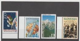 NEU721  SLOWENIEN / SLOVENIJA  1994/95 MICHL  86/88+91  Postfrisch SIHE ABBILDUNG - Slowenien