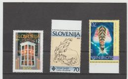 NEU724  SLOWENIEN / SLOVENIJA  1994 MICHL  99/01 Postfrisch SIHE ABBILDUNG - Slowenien