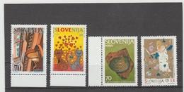 NEU726  SLOWENIEN / SLOVENIJA  1995 MICHL  106/09  Postfrisch SIHE ABBILDUNG - Slowenien